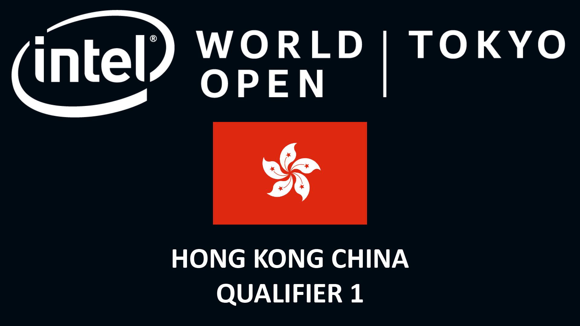 Intel World Open - HK. China Q1