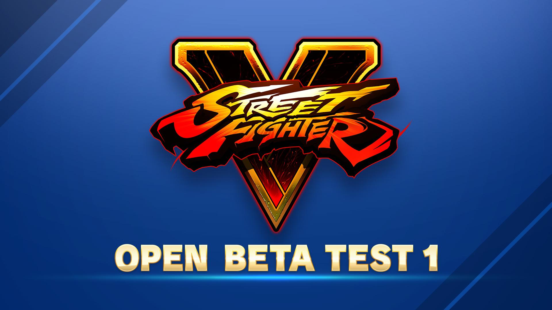 Open Beta Test 1 (JP) B