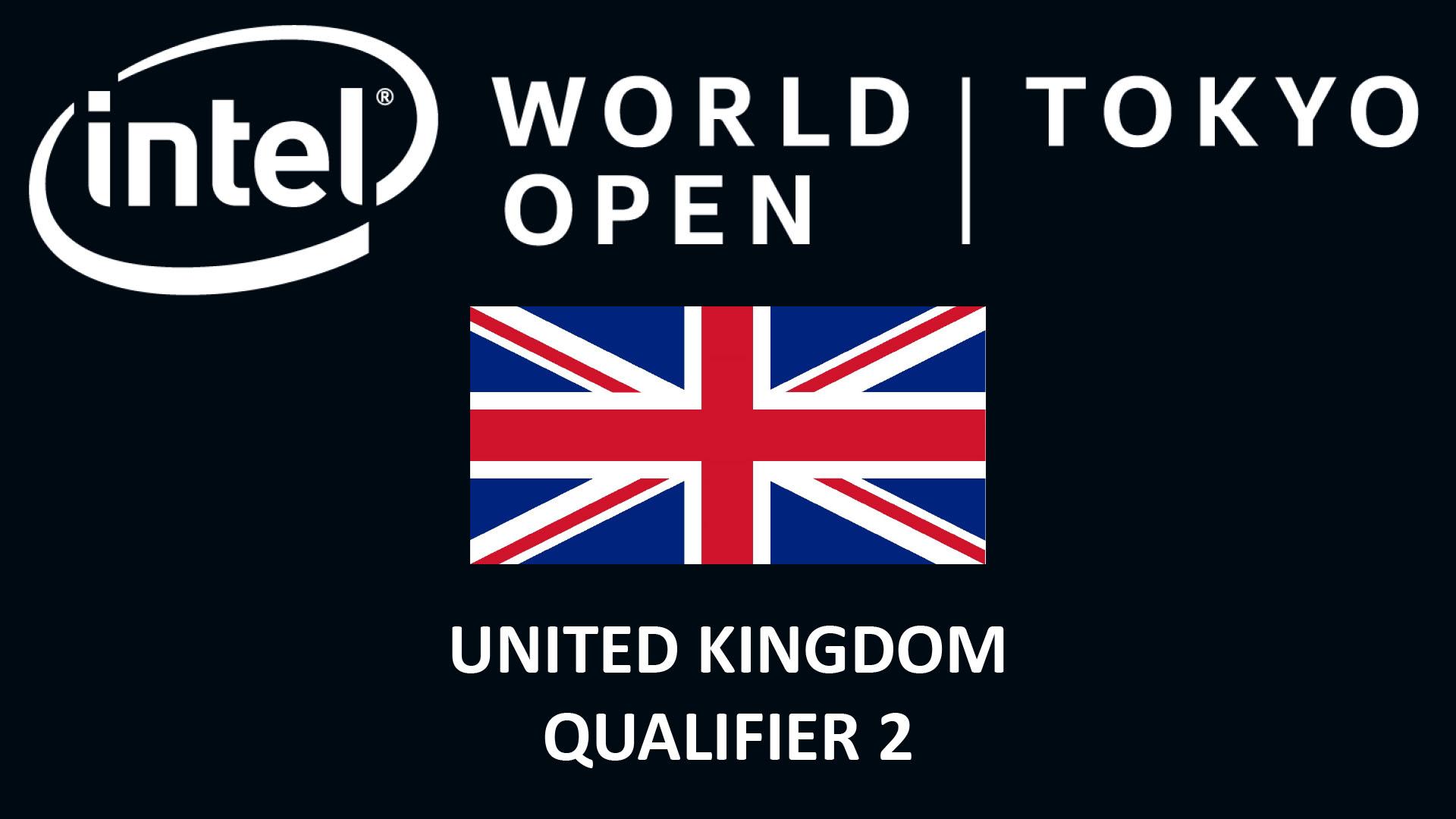 Intel World Open - UK Q2