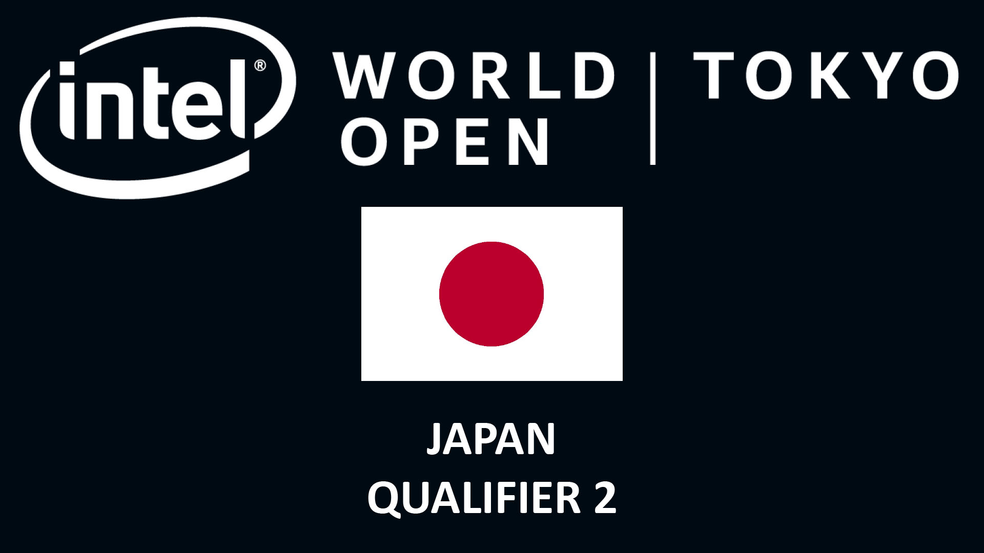 Intel World Open - Japan Q2