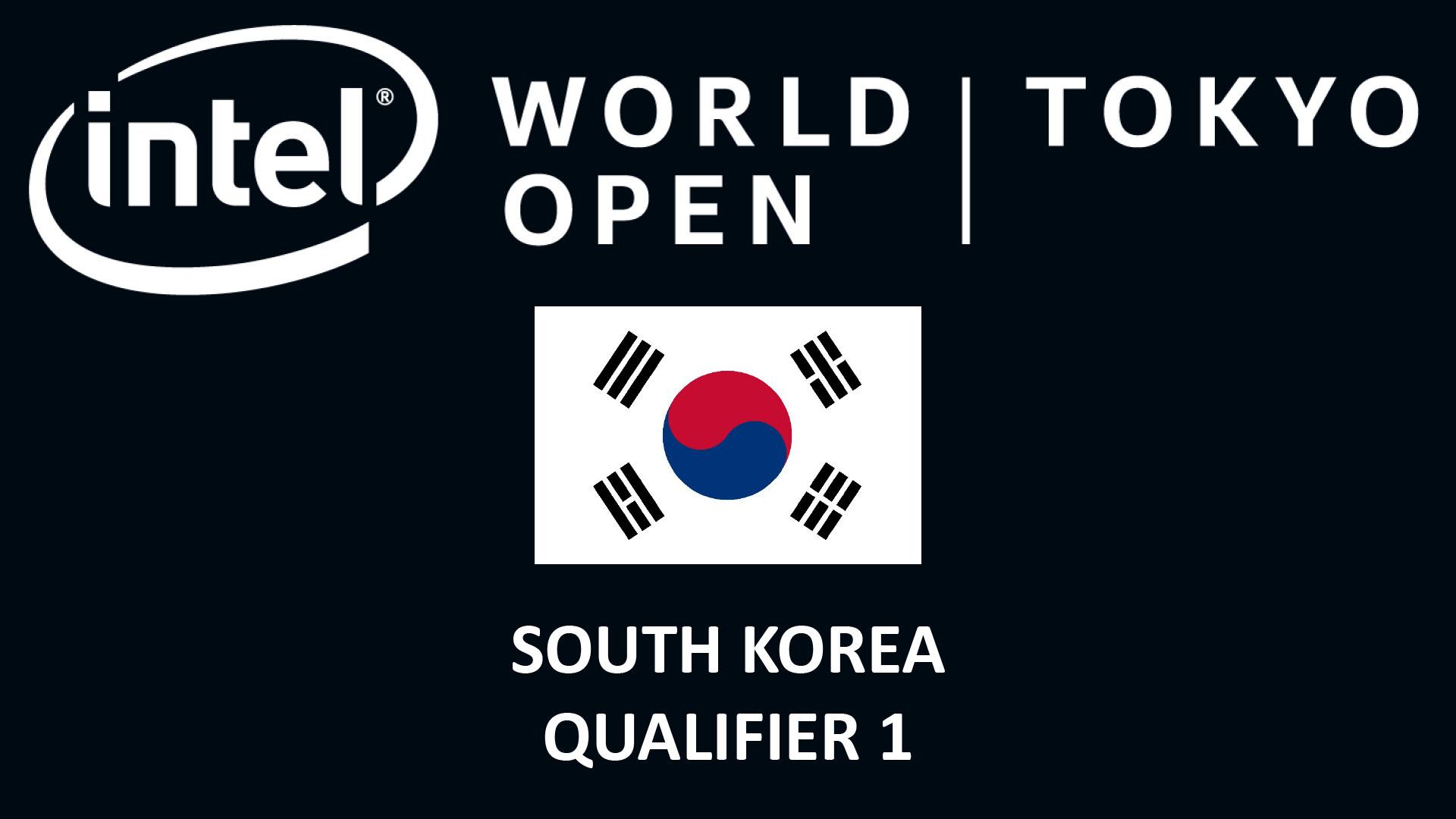 Intel World Open - Korea Q1