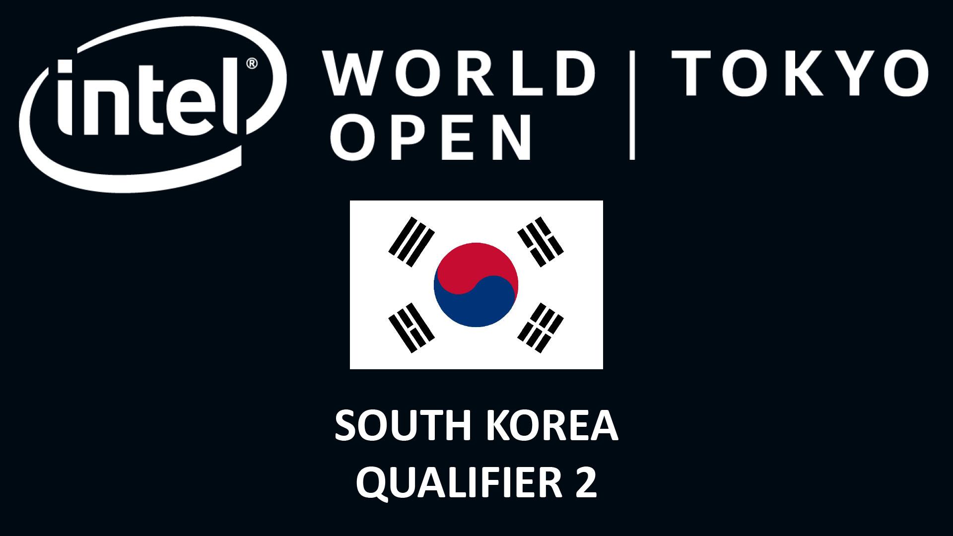 Intel World Open - Korea Q2